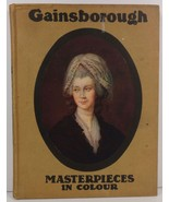 Gainsborough Masterpieces in Colour by Max Rothschild - $7.99