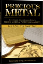 Precious Metal Investing and Collecting in Silver, Gold and Platinum Mar... - $11.49