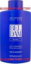 Bel Dam 1 LOT! Skin Lightening Body Milk/Lactic Acid&Phenoxyethanol(HQ) 500ml - $35.52