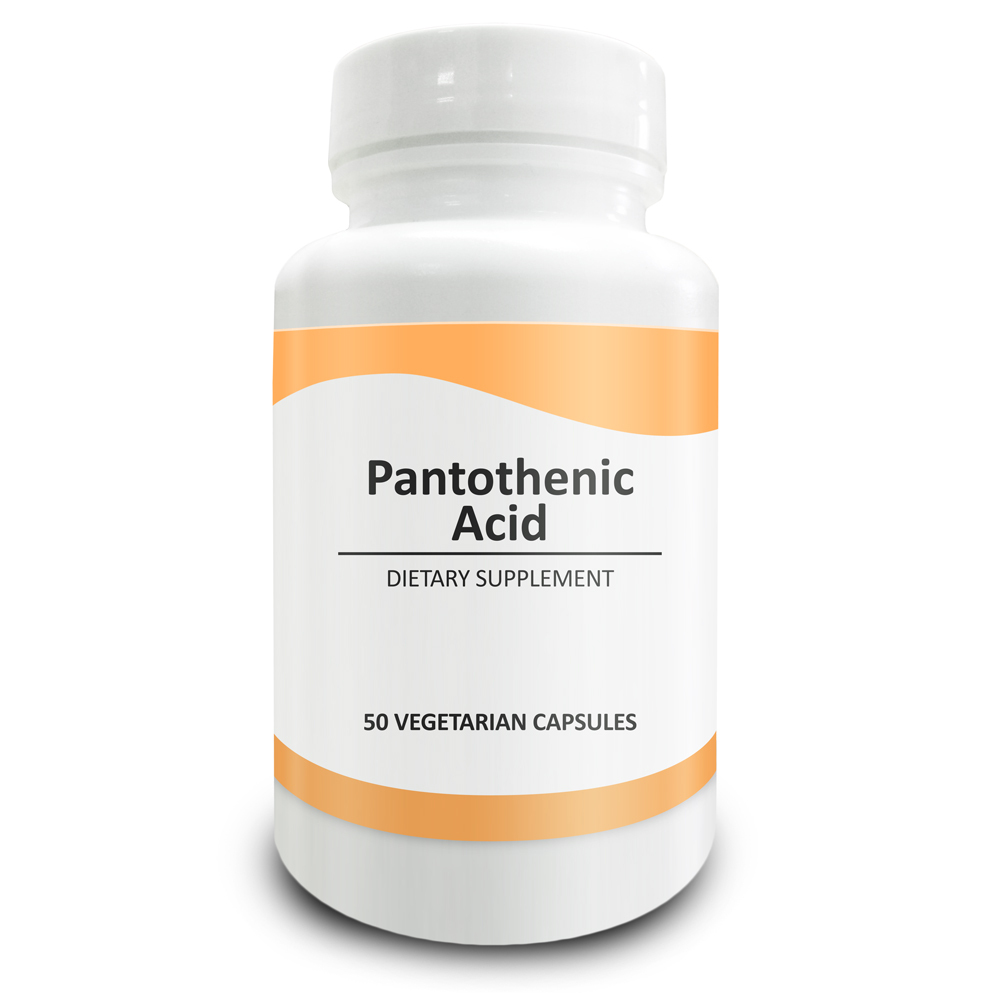 pantothenic acid research papers Exclusively on that small sub-set of b vitamins (folate, vitamin b12  many  intervention studies that have involved administering just folic acid.