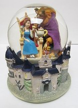 Disney Beauty and the Beast Musical Snowglobe P... - $89.89