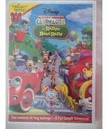 Mickey Mouse Clubhouse Road Rally-Le Rallye -DVD-Brand New-English&Frenc... - $9.99