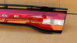 11-14 Dodge Charger Trunk Lid Center Tail Light Taillight Lamp Panel image 3