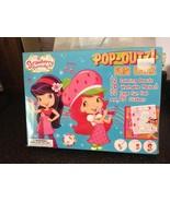 Strawberry Shortcake Jumbo Pop Outz Fun Pack Activity Craft Kit Brand New - $14.99