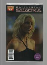 Battlestar Galatica #9 - Dynamite Entertainment - Sci-Fi - 2007 - Greg Pak. - $9.79