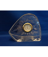 Mikasa Voyager Crystal Clipper Ship Clock - $27.99