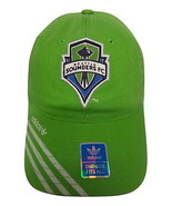 Seattle Sounder FC Hat Cap New With Tags by adi... - $14.84