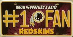 Redskins 1 tag