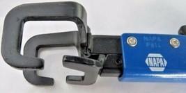"Napa P814 Grip-On 7"" Axial Grip JJ-Shaped Locking Pliers Spain - $19.80"