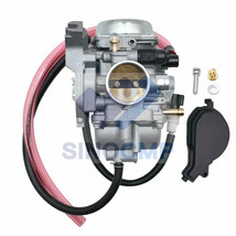 Carburetor 13200-38FBV For 2002-07 Suzuki Eiger 400 LT-A400 Auto Engine ... - $74.44