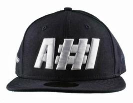Hall Of Fame A #1 A1 Schwarz Weiß Bestickt Angepasst Baseball Kappe Krempe Flach