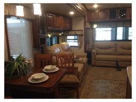 2015 Prime Time Sanibel 3601 Fifth Wheel For Sale In Spicewood RV Park, TX 78669 image 2
