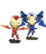 Cos Baby Avengers End Game Iron Man Mark 85 & Rescue Flying Version - $109.77