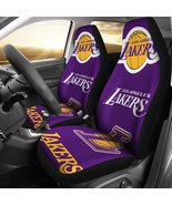 Los Angeles Lakers #2 - Car Seat Covers (2pc Set) - $71.99+