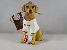 Team Sports America Resin Christmas Ornament - New - Boston Red Sox Retr... - $16.14