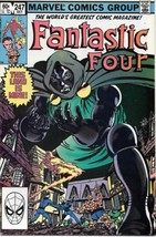 Fantastic Four Comic Book #247 Marvel Comics 1982 Very FINE/NEAR Mint New Unread - $4.99