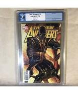 New Avengers #4 Marvel Comics PGX Graded 9.8 - $63.35