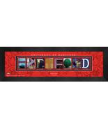Personalized University of Hartford Campus Letter Art Framed Print - $39.95