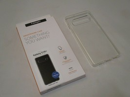 Spigen Liquid Crystal (Air) for Samsung Galaxy S10 Plus Case, Crystal Clear - $7.95