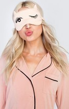 NIB Wildfox Couture Beauty Sleep Kintten Nap Eye Mask in Bellini - €26,68 EUR
