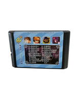 sega game cartridge 28 in 1 in chinese games  for sega game console - $25.90+