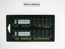MEM-512M-AS535 512MB (2x256MB) Approved SDRAM Memory for Cisco AS5350 - $126.72
