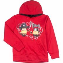 DESPICABLE ME MINION Pull-Over Sweatshirt Hoodi... - $19.98