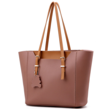 Fashion New Women Large Shoulder Bags New Women Leather Handbags M167-5 - $39.99