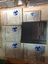 2001 FORD Lincoln LS Service Shop Repair Manual Set W PCED Specs + Inspe... - $296.99