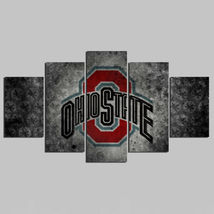 5 Panel HD Printed Ohio State Football Picture ... - $49.99 - $99.99