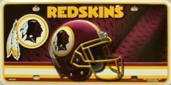 Redskins tag