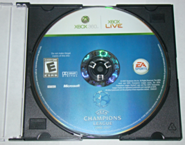 XBOX 360 - EA SPORTS - UEFA CHAMPIONS LEAGUE 2006 - 2007 (Game Only) - $5.00