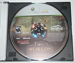 XBOX 360 - TWO WORLDS - SOUTH PEAK GAMES (Game Only) - $6.25
