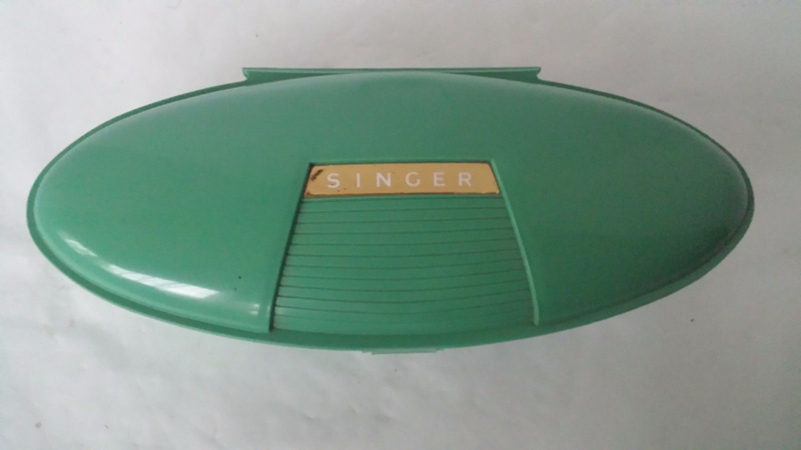 Vintage 1960 Singer Buttonholer With Instructions - $34.03