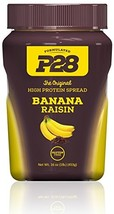 P28 Foods Formulated High Protein Spread, Banan... - $12.86