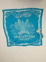 RPP 40 £ Diesel Damen Skate Scarf Taschentücher Uni Größe Farbe Blau 100... - $9.76