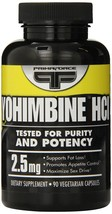 Primaforce, Yohimbine HCl Weight Loss Capsules, 90 Count - $15.83
