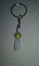Handmade Genuine Natural Serpentine White Jade ... - $6.50