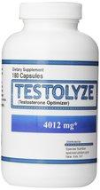 Species Nutrition Testolyze Tablets, 180 Count - $69.29