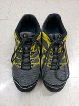 Merrell Mont Mavis Mens Shoes Sneakers Size 12 Training Gray Yellow Black - $33.87