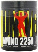 Universal Nutrition Amino 2250, 100 Tablets - $20.74