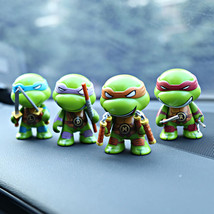 "Wholesale 4Pcs Set Funko Pop Teenage Mutant Ninja Turtles Doll TMNT 3"" C... - $26.99"