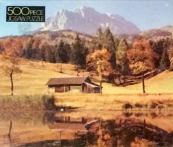 Whitman 500 Piece Puzzle - German Countryside - $44.54
