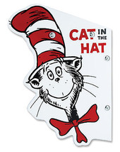 Trend Lab Dr. Seuss Cat In The Hat -Shelf With ... - $39.14