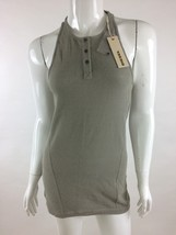 Diesel New Women's T-Dari Tank Sleeveless Shiny Top T-Shirt Size S Color... - $26.76