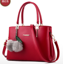 Mixed Color Leather Women Handbags Free Shipping Shoulder Bags Tote Bags... - €35,33 EUR