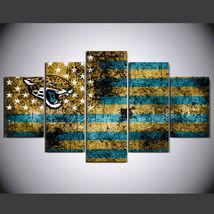5 Pcs No Framed Printed Jacksonville Jaguars Football Picture Wall Art P... - $47.99