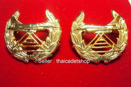 DIRECTORATE OF AIR OPERATION CONTROL THAI AIR FORCE Military Medal insig... - $3.47