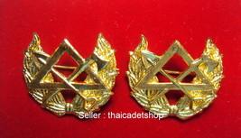 Civil Engineering Directorate of Civil Engineer COLLAR Military Medal insignia. - $2.97