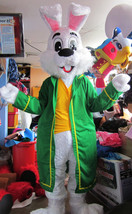 Easter Bunny Mascot Costume Adult Character Costume 003 - $299.00